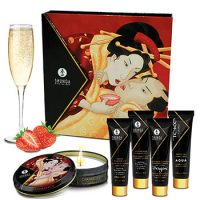 Geisha Secrets Fresas con Cava